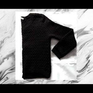 Knit•Black•Long Sleeve🖤